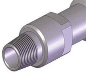 API drill rod