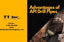 Advantages of API Drill Pipes-min