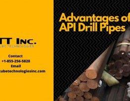 Advantages of API Drill Pipes-min