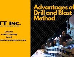 Advantages of Drill and Blast Method-min