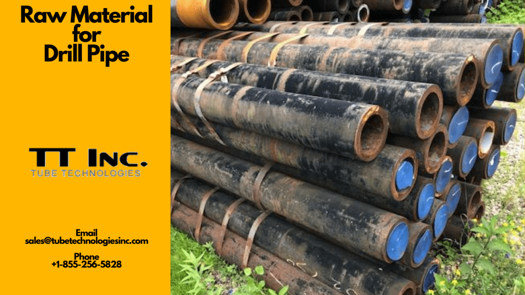Raw Material for Drill Pipe min